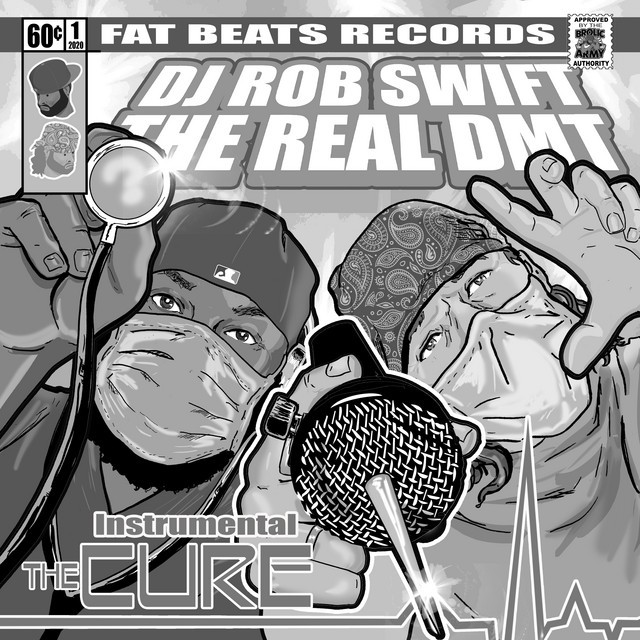Rob Swift & The Real DMT – The Cure (Instrumentals)