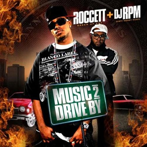Roccett & DJ Rpm - Music To Drive By