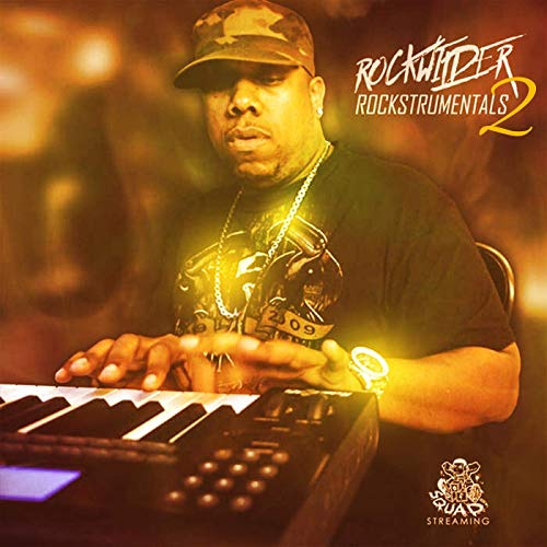 Rockwilder – Rockstrumentals 2