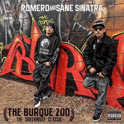 Romero & Sane Sinatra – The Burque Zoo