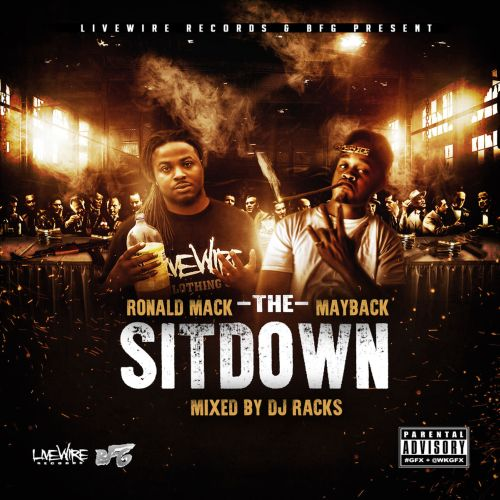 Ronald Mack & Mayback – The Sit Down With DJ Racks