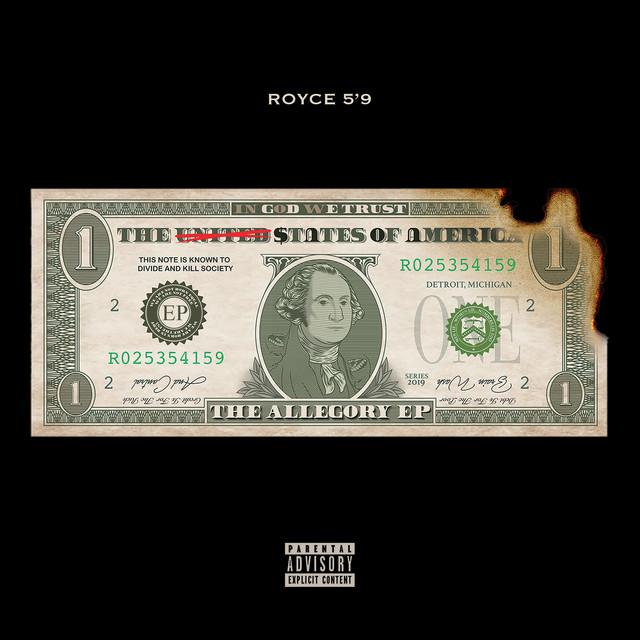 Royce Da 5'9″ – The Allegory EP