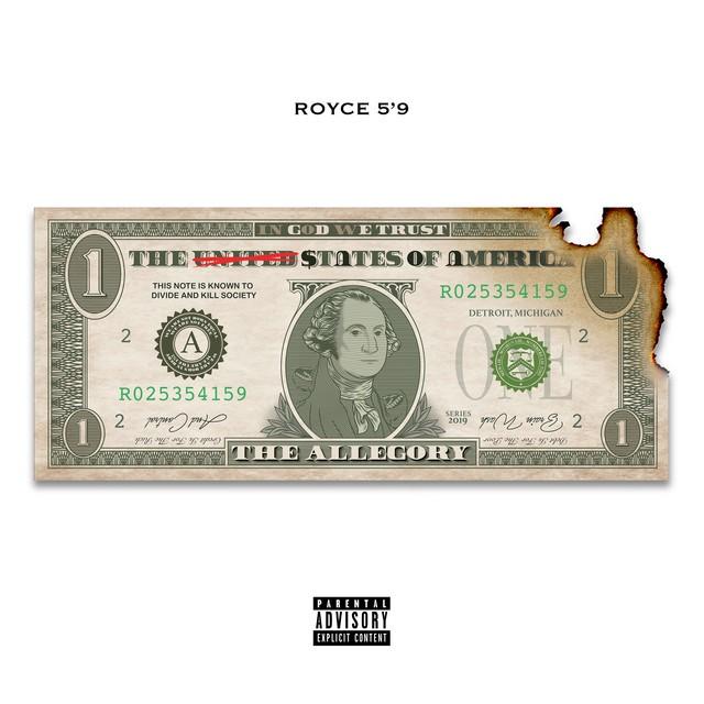 Royce Da 5'9″ – The Allegory