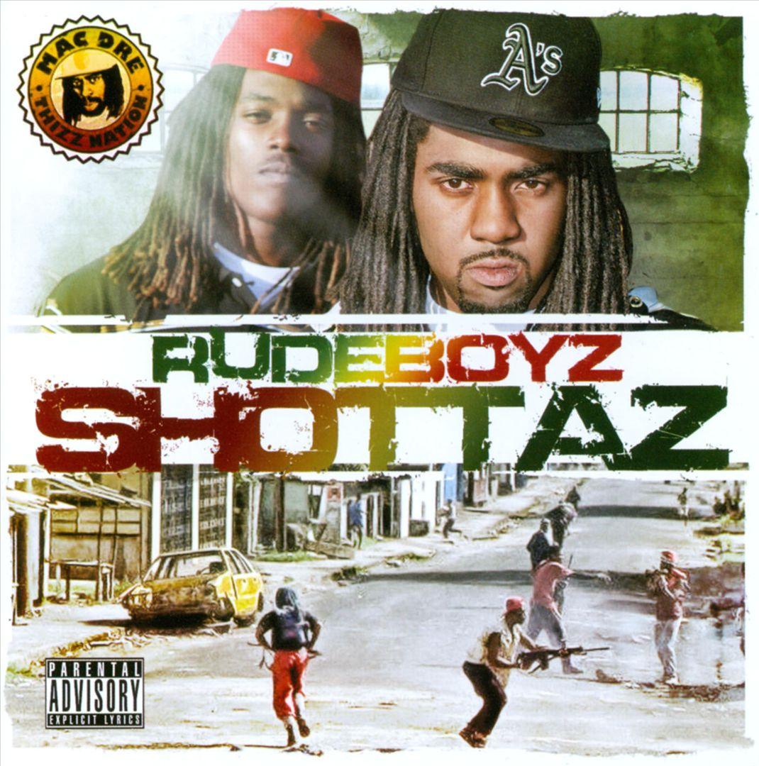 Rude Boyz - Shottaz (Front)