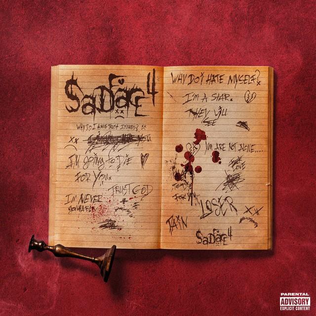 SADFACETHUGGIN – Sadface 4