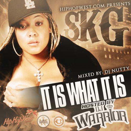 SKG - It Is What It Is