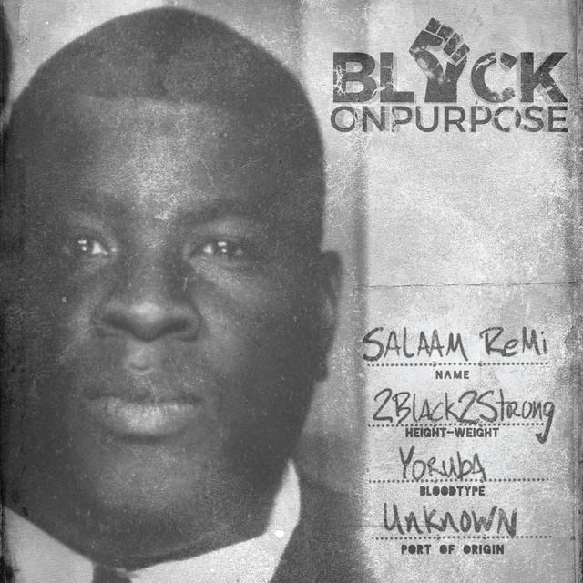 Salaam Remi – Black On Purpose