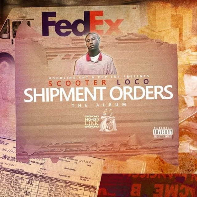 Scooter Loco – Shipment Orders