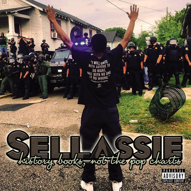 Sellassie – History Books, Not The Pop Charts