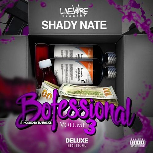 Shady Nate – Bofessional Vol. 3