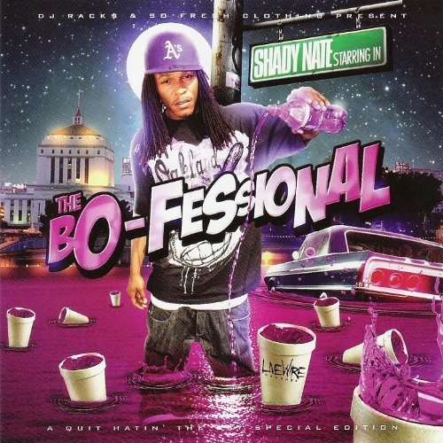 Shady Nate – The Bo-Fessional