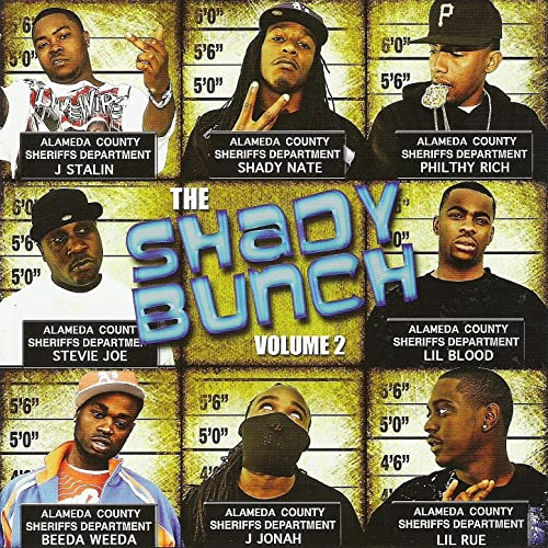 Shady Nate - The Shady Bunch Vol. 2
