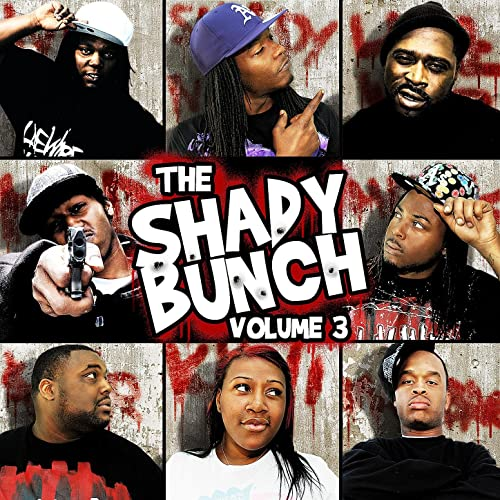 Shady Nate – The Shady Bunch Vol. 3