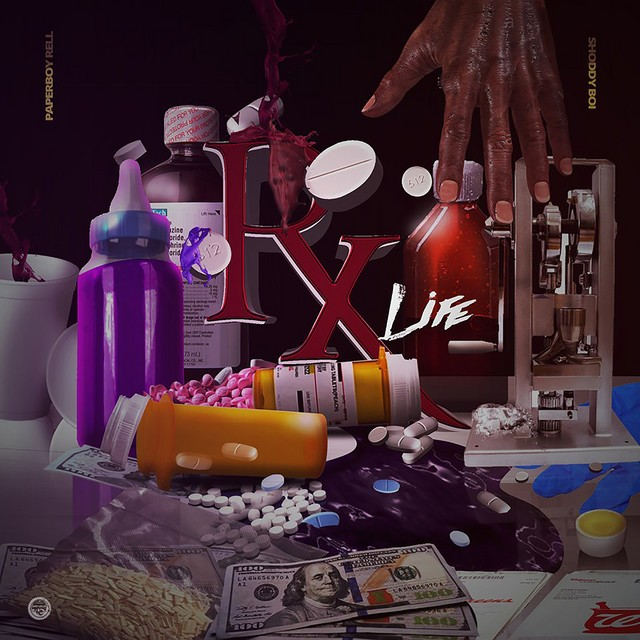 Shoddy Boi & Paperboy Rell – Rx Life