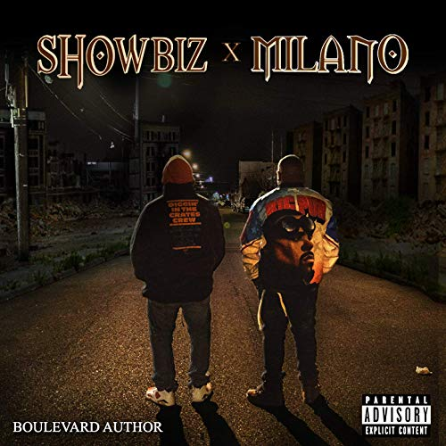 Showbiz & Milano – Boulevard Author