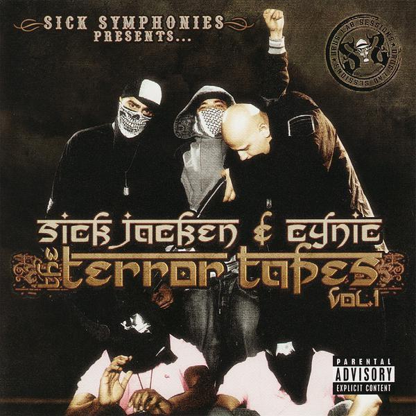 Sick Symphonies Presents Sick Jacken & Cynic - The Terror Tapes Vol. 1 (Front)