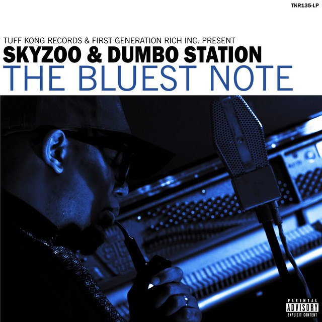 Skyzoo & Dumbo Station – The Bluest Note