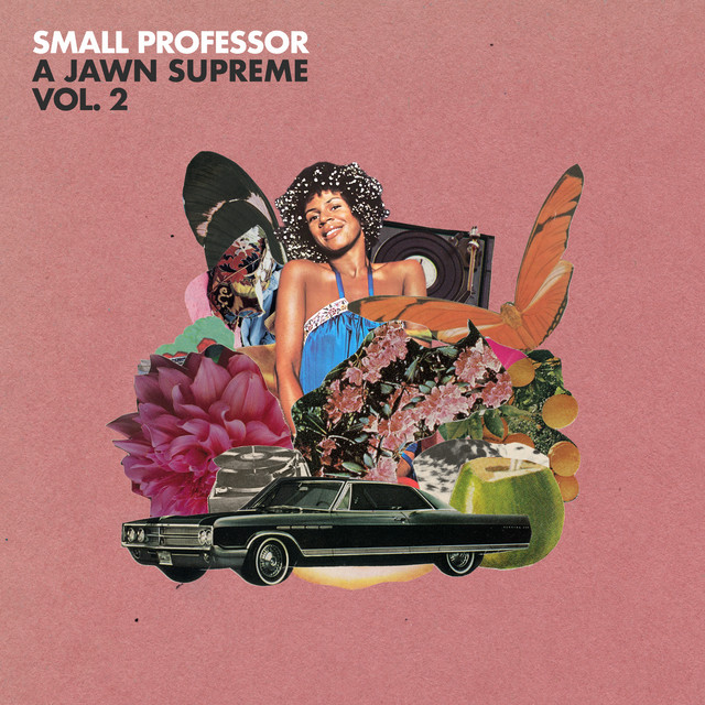 Small Professor – A Jawn Supreme (Vol. 2)