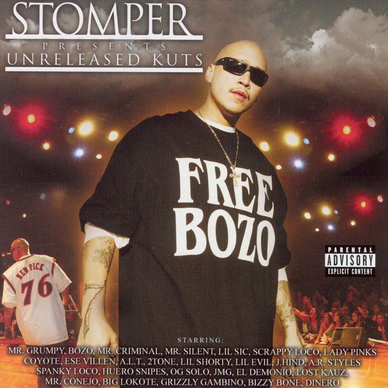 Soldier Ink – Stomper Presents Unreleased Kuts