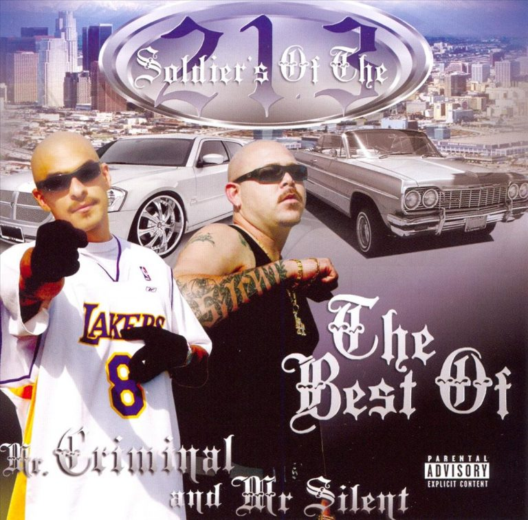 Soldiers Of The 213 – The Best Of