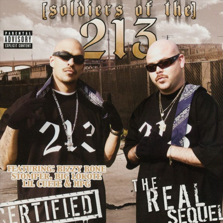 Soldiers Of The 213 – The Real Sequel