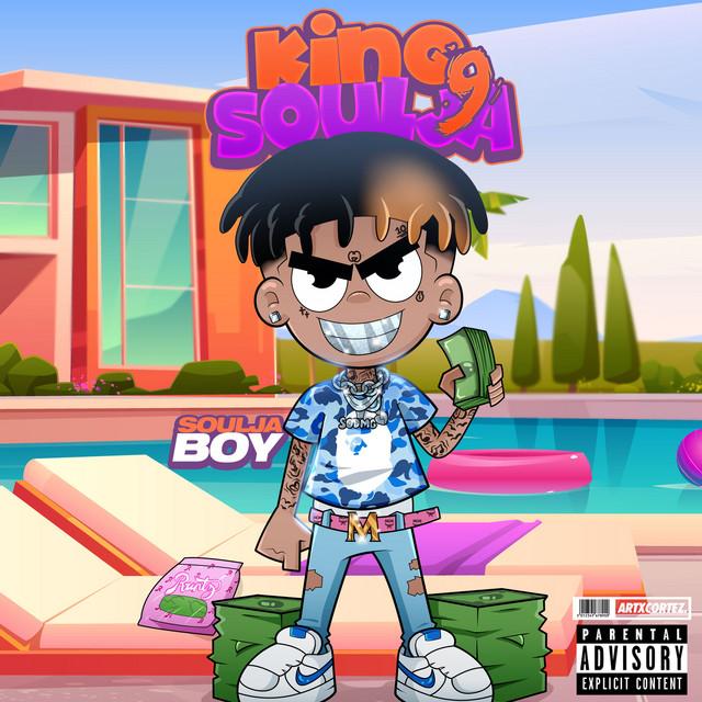 Soulja Boy Tell'em – King Soulja 9