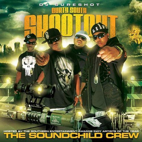 SoundChild Crew & DJ Sureshot – Durty South Shootout