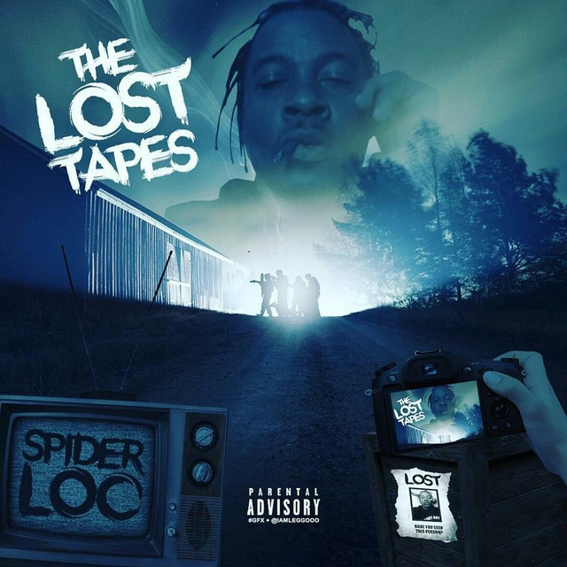 Spider Loc – The Lost Tapes