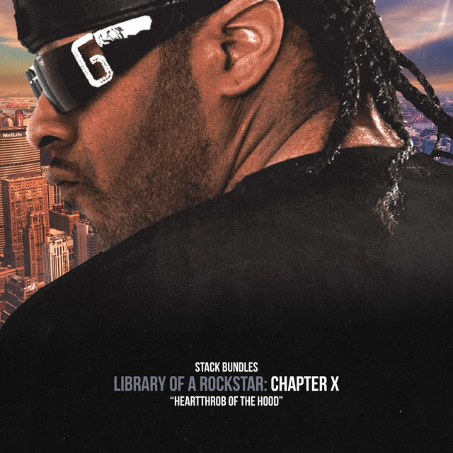 Stack Bundles – Library Of A Rockstar: Chapter 10 – Heartthrob Of The Hood