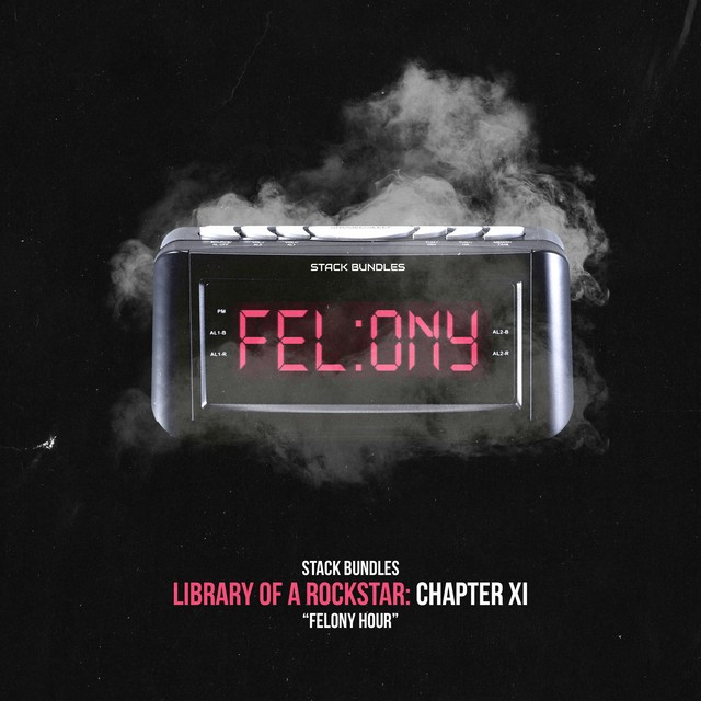 Stack Bundles – Library Of A Rockstar: Chapter 11 – Felony Hour