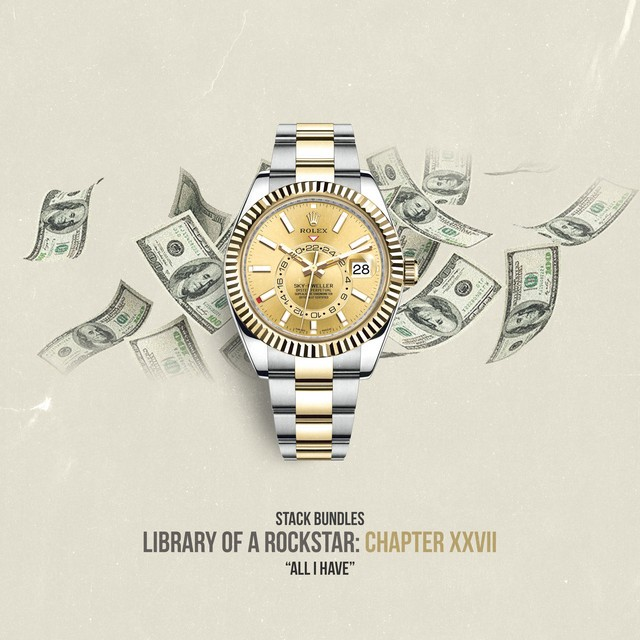 Stack Bundles – Library Of A Rockstar: Chapter 27 – All I Have