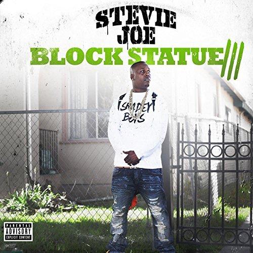 Stevie Joe – Block Statue 3