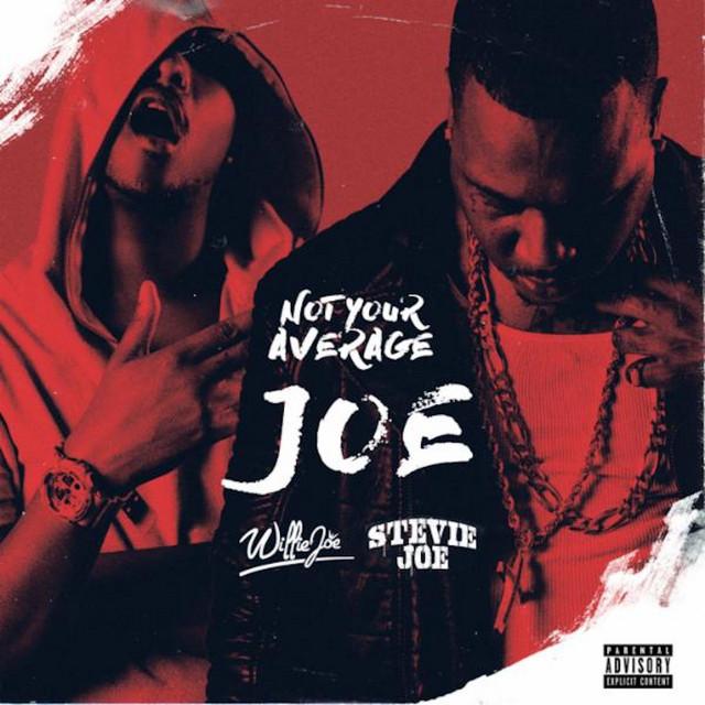Stevie Joe – Not Your Average Joe