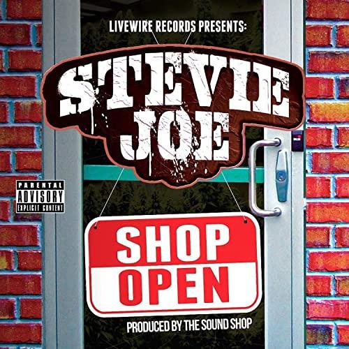 Stevie Joe – Shop Open