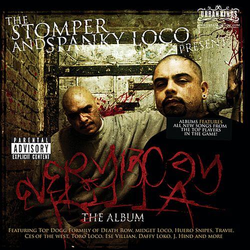 Stomper & Spanky Loco - Everybody Killa