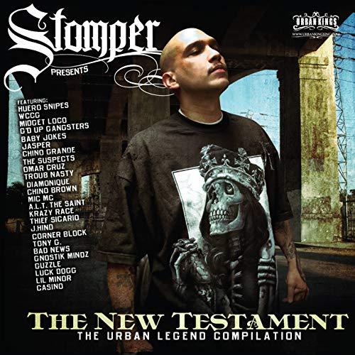 Stomper - The New Testament