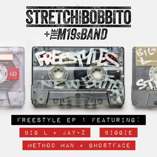 Stretch And Bobbito – Freestyle EP 1