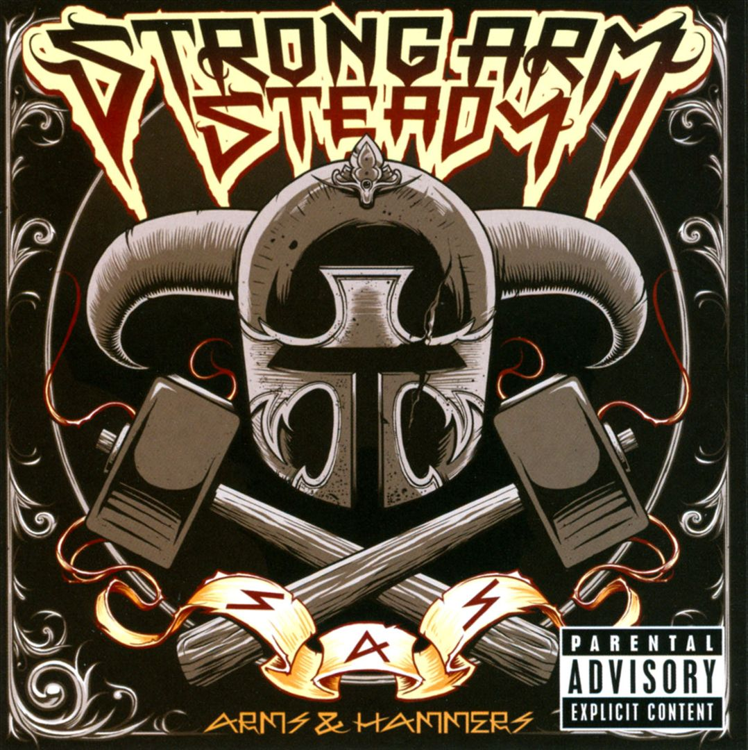 Strong Arm Steady - Arms & Hammers (Front)