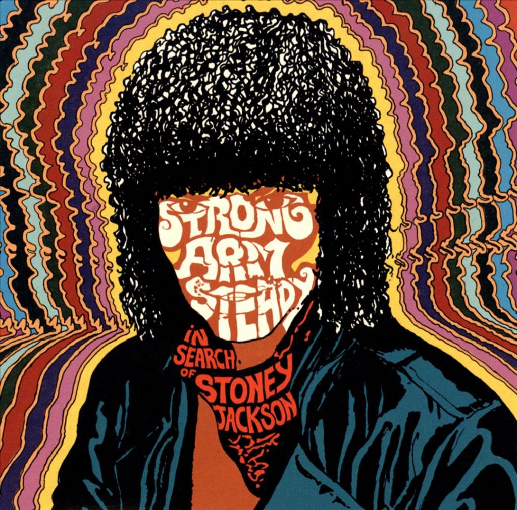 Strong Arm Steady - In Search Of Stoney Jackson (Front)