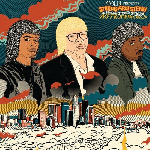 Strong Arm Steady - In Search Of Stoney Jackson (Instrumentals)