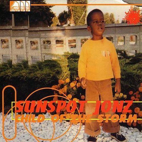 Sunspot Jonz - Child Of The Storm