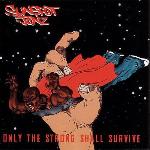 Sunspot Jonz – Only The Strong Shall Survive (Part 2)