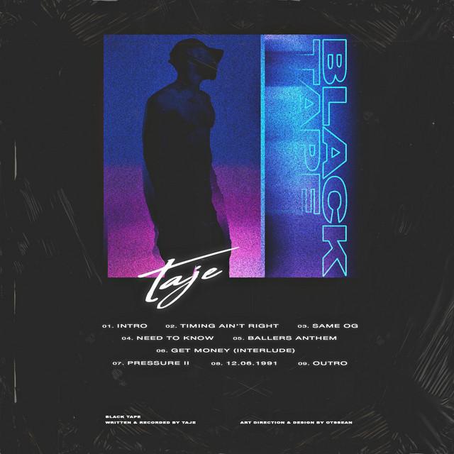 Taje – Black Tape
