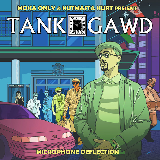 Tank Gawd – Microphone Deflection