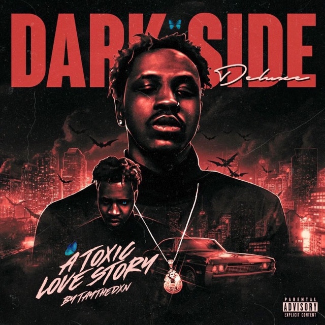 Taythedxn – Dark Side: A Toxic Love Story (DELUXE)