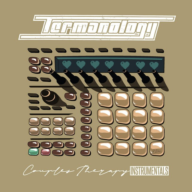 Termanology – Couples Therapy (Instrumentals)