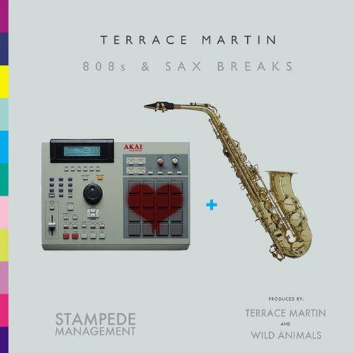 Terrace Martin - 808s & Sax Breaks