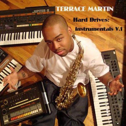 Terrace Martin – Hard Drives: Instrumentals V. 1
