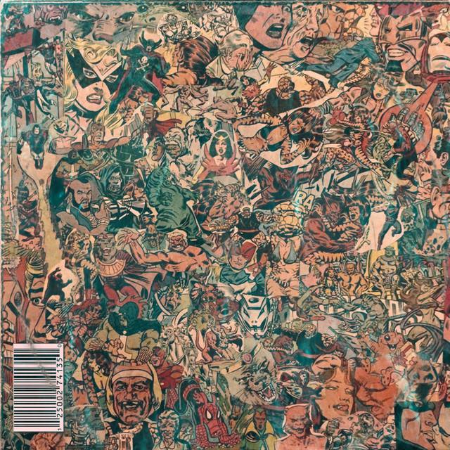 Tha Audio Unit – Supervillians DoomsDay Issue #1