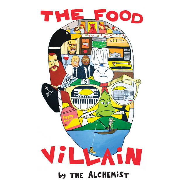 The Alchemist – The Food Villain